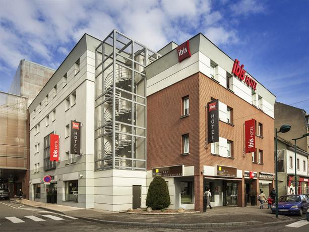 Hotel Ibis Saint Louis Haut Rhin