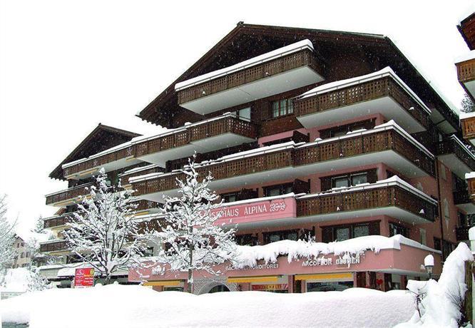 Alpina Hotel Klosters Compare Deals - Alpina hotel