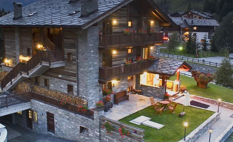 Hotel Bellevue Champoluc