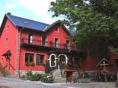 Hotel Restaurant Le Velleda Grandfontaine