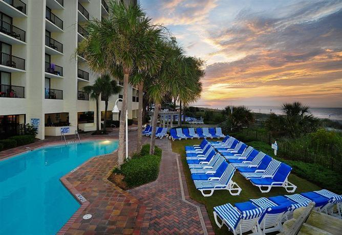 sea crest oceanfront resort myrtle beach compare deals. Black Bedroom Furniture Sets. Home Design Ideas