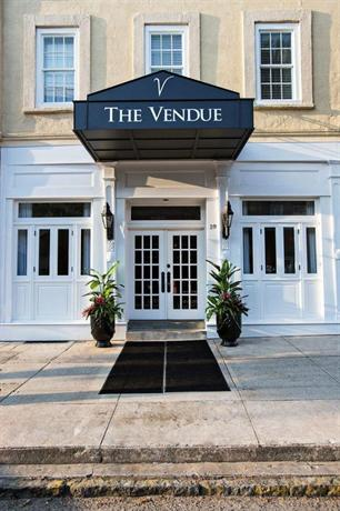 The Vendue - Charleston's Art Hotel