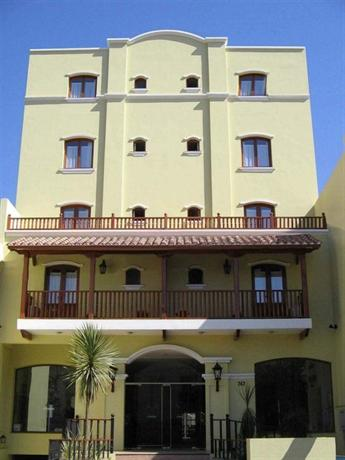 Altos de Balcarce Hotel