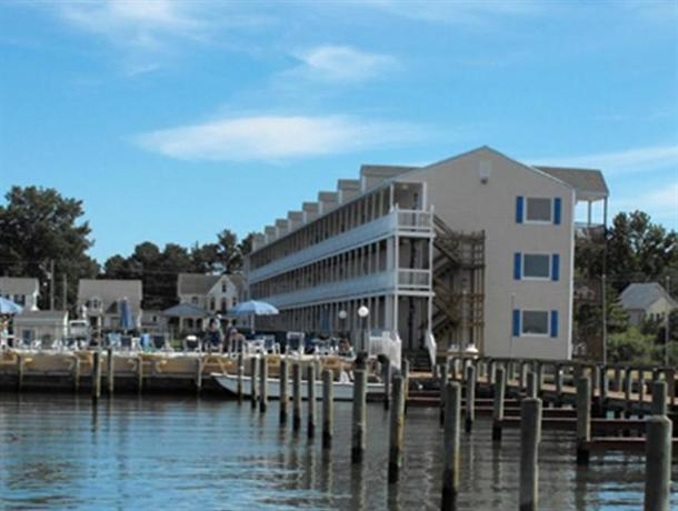 Image result for Waterside Inn, Chincoteague Island, Virginia