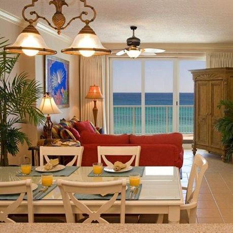 Ocean Villa Condominiums Panama City Beach Florida