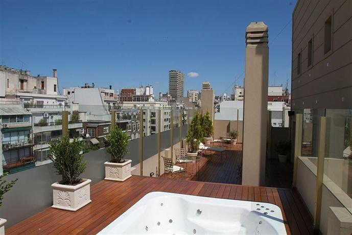 Intersur recoleta buenos aires compare deals for Hotel buenos aires design recoleta