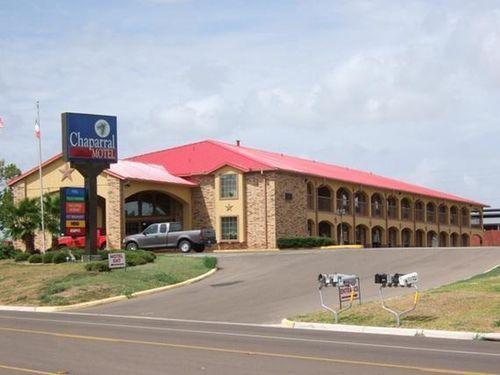 Chaparral Motel Hallettsville