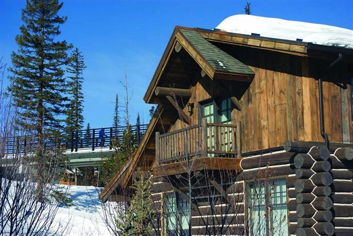 Powder Ridge Cabins at Big Sky Resort Big Sky