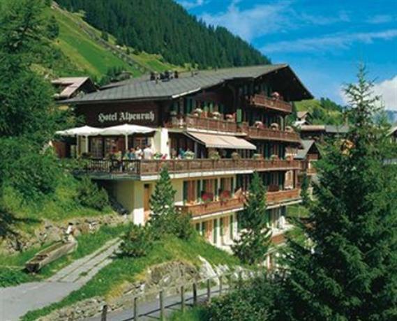 Hotel Alpenruh Lauterbrunnen
