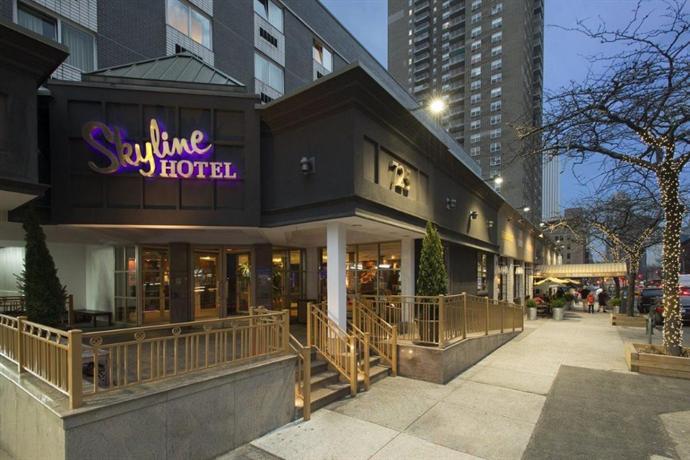 The Skyline Hotel