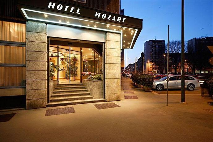 Hotel Mozart Milan