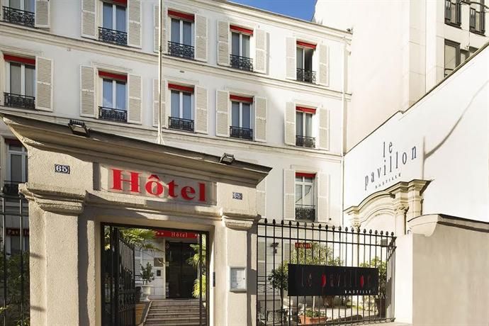 Hotel pavillon bastille paris compare deals for Bastille hotel