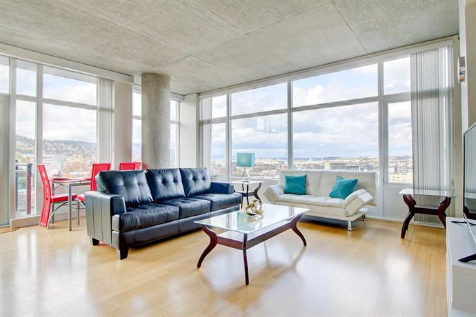 Furnished Apartments in the Center of Pearl District