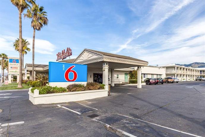 Motel  San Rafael