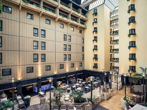 Mercure paris porte de versailles expo vanves compare deals for Porte de versailles hotel