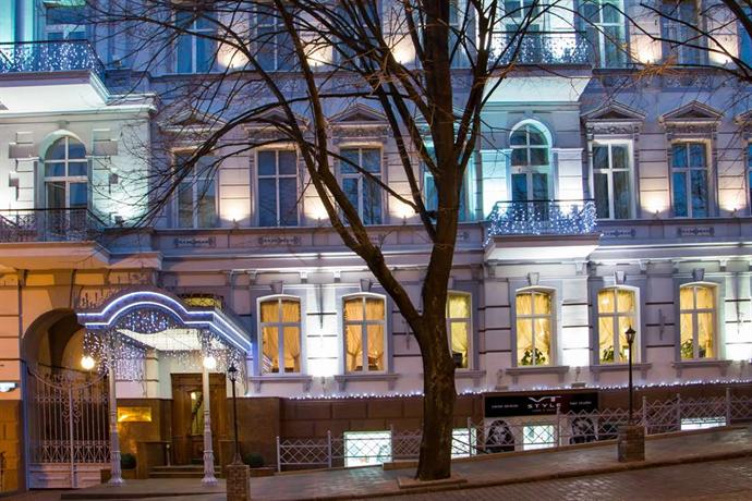 Continental Business Hotel Odessa Ukraine