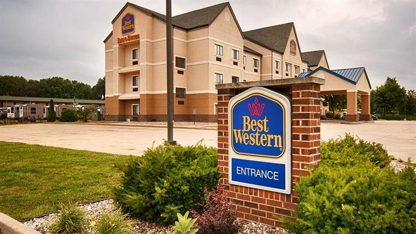 Best Western Inn and Suites Elkhart