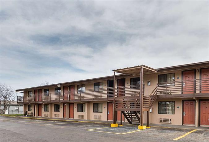 Motel 6 Waco TX