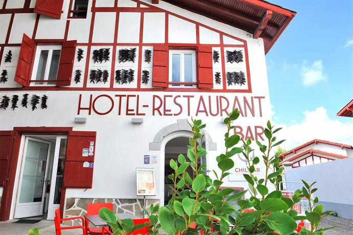 Hotel Restaurant Chilhar Espelette