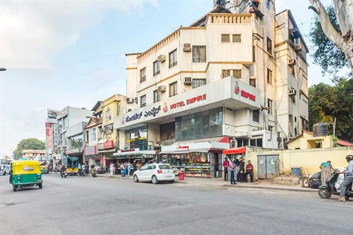 Hotel Empire Central Street Bangalore