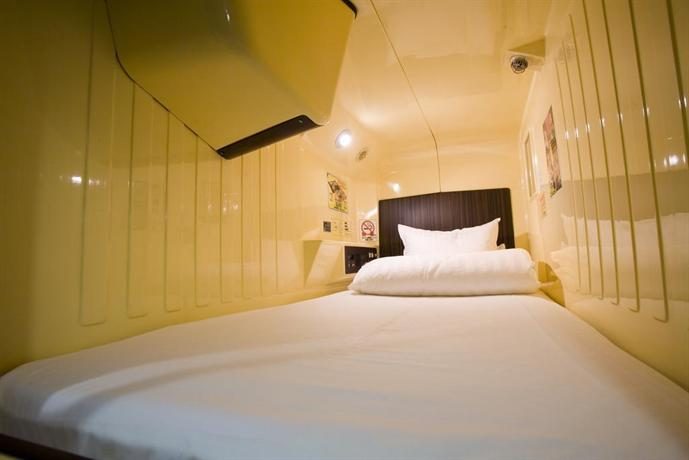 Sauna and Capsule Hotel Dandy Male Only