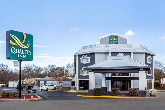 Quality Inn Salisbury North Carolina