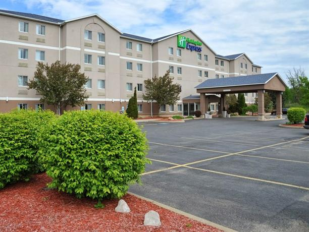 Holiday Inn Express Hotel Suites Ashland Ohio Compare Deals