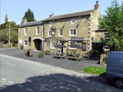 The crown Inn Laverton