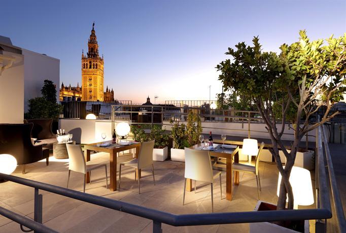 Eurostars sevilla boutique seville compare deals for Hotel eurostar sevilla