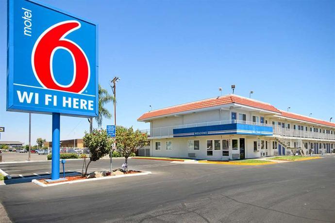 Motel  Fresno Blackstone