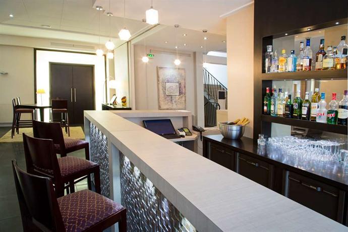 Hotel Plaisance Best Western Villefranche