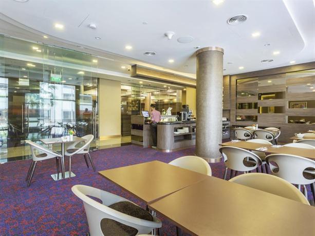 Grand Central Hotel Singapore - Compare Deals