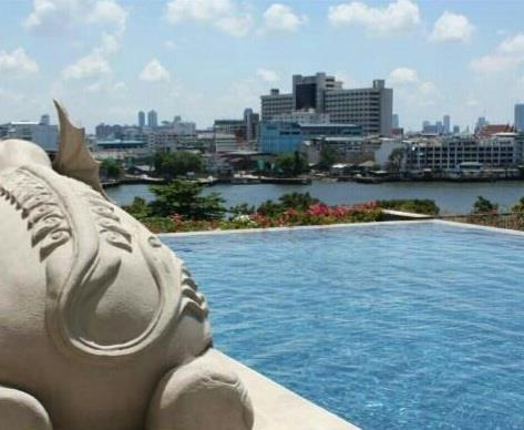 Baan Sathorn Riverfront Bangkok Banguecoque Tail 226 Ndia