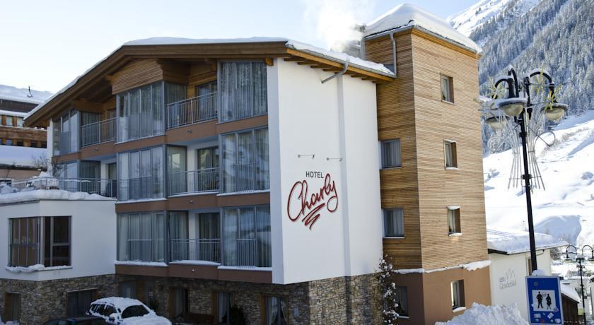 Hotel Garni Alpenrose Ischgl Sammenlign Hoteldeals