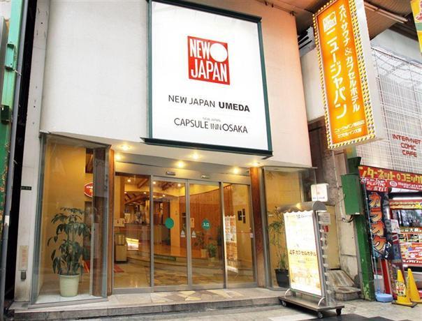 Capsule Inn Osaka Male Only
