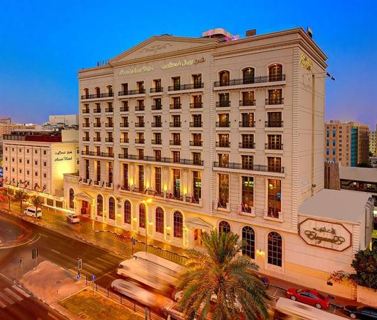 Royal ascot hotel dubai compare deals for Dubai hotel deals
