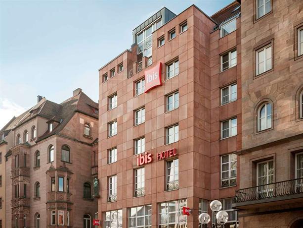 Ibis Hotel Nurnberg Altstadt