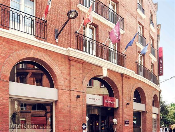 Mercure Toulouse Centre Wilson Capitole