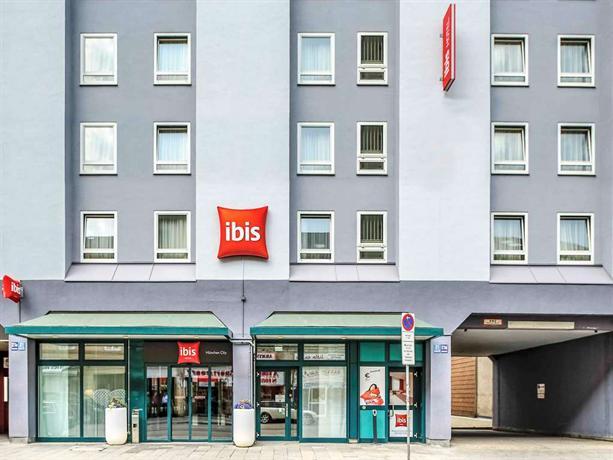 Ibis Hotel Munchen City