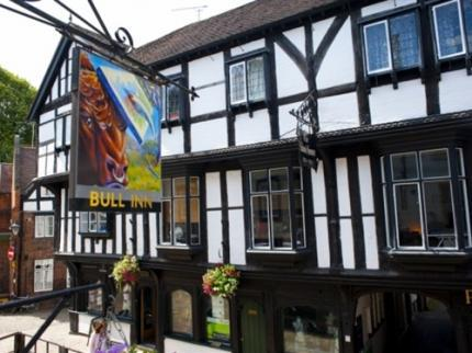 The Bull Inn Shrewsbury