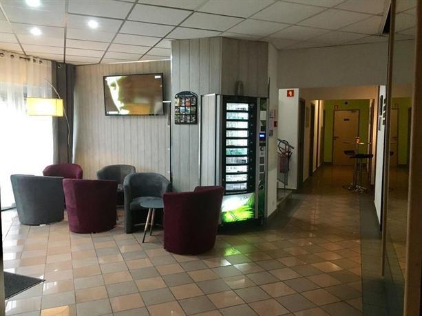 Hotel Le Marais Romilly