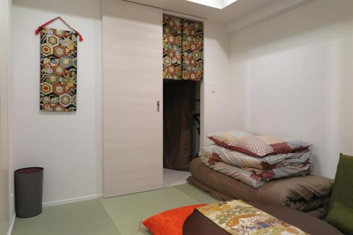 TMIH 2 Bedroom Japanese style suite in Ginza