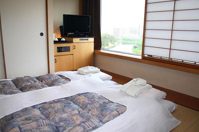 Grand Arc Hanzomon Hotel Tokyo