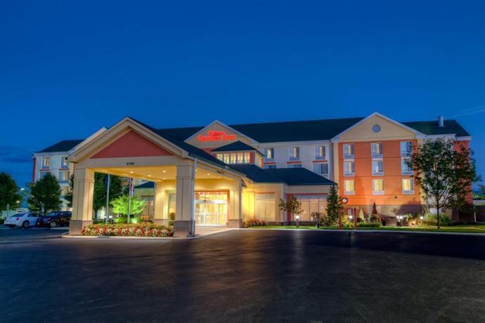 Hilton Garden Inn Indianapolis Northeast Fishers Compare