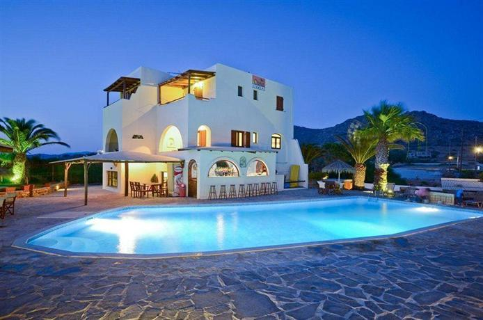 Oasis Studios Naxos Island