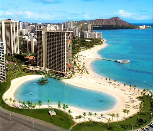 About Hilton Hawaiian Village Waikiki Beach Resort