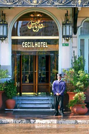 Steigenberger Cecil Hotel