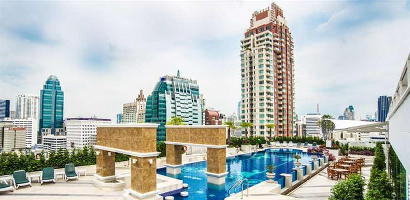 Hotel Berkeley Bangkok Review