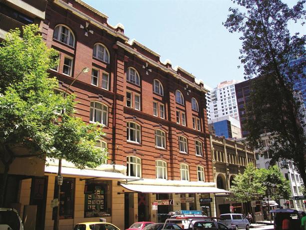 Base Backpackers Hostel Sydney