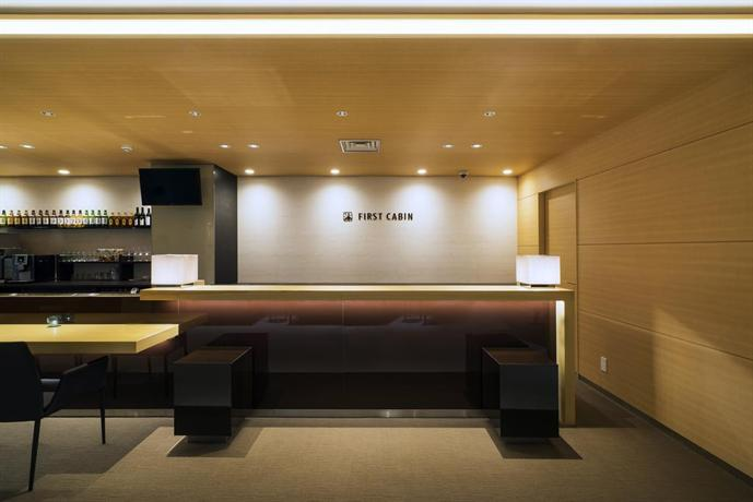 First cabin atagoyama tokyo compare deals for Cabin hotel tokyo
